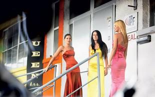 Finalistke Miss Hawaiian Tropic: Razkrite večerne obleke
