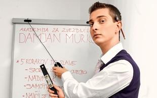 Damjan Murko: Akademija za zvezdnike