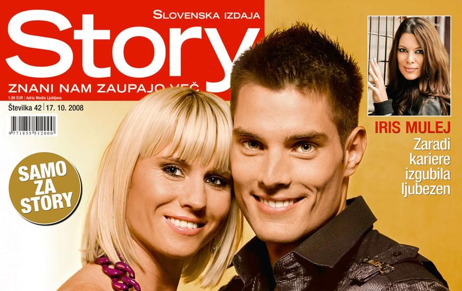 Story, številka 42, 17. 10. 2008 (foto: Story)