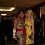 Modni oblikovalki Simona Lampe in Maja Ferme (foto: Jasmina Hasković)