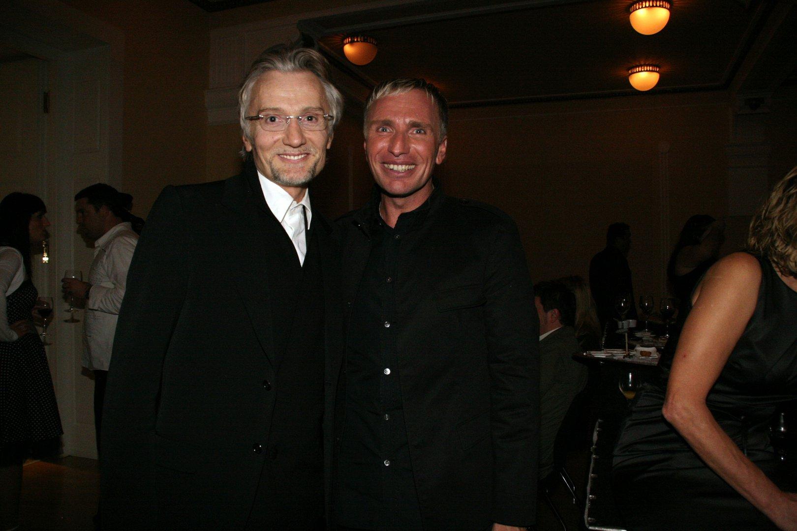 Franci Planinšek in Igor Jelen