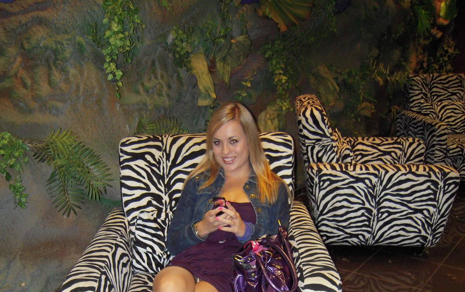 Katarina Benček, tekmovalka za naziv miss Slovenije 2008 (foto: DonFelipe)