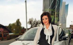 Ekskluzivno: Sanja Grohar se je zaletela