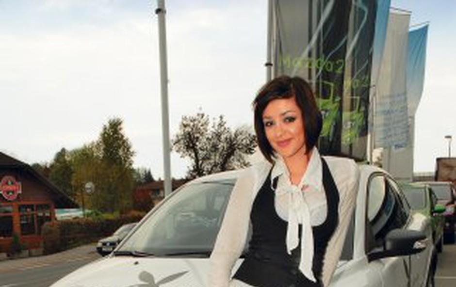 Sanja Grohar se je zaletela 1 (foto: Sašo Radej)