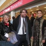 Bojana Leskovar, Luka Novak in Bernarda Žarn 2 (foto: Jasmina Hasković)