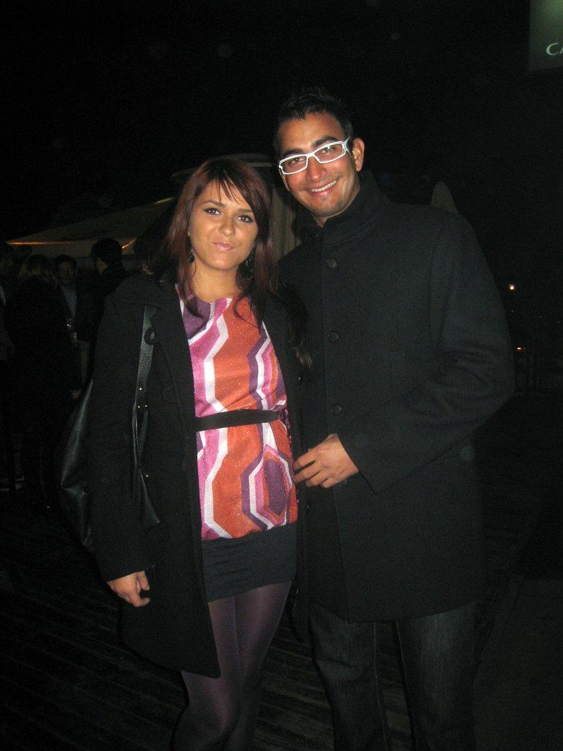 ElTyeb in njegova žena Mateja.