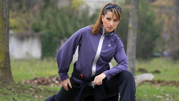 Erika Žnidaršič (foto: Jani Božič)