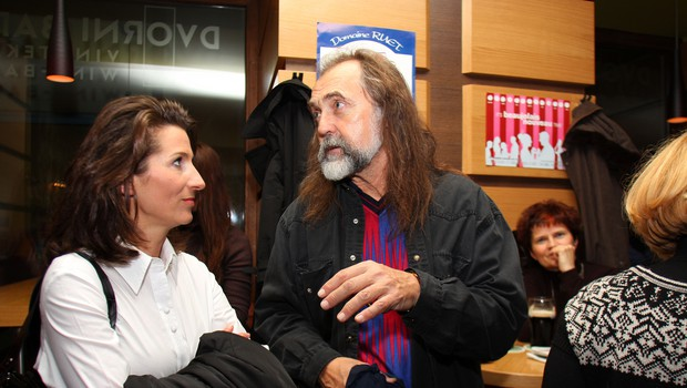 Betka Šuhel in Dragan Bulič (foto: Jasmina Hasković)