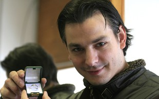 Miha Hercog: Kako je izbiral zaročni prstan za Sašo