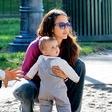 Jessica Alba: Ljubeča mamica s hčerkico v parku