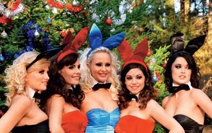 Playboyeve zajčice so odložile kožuščke