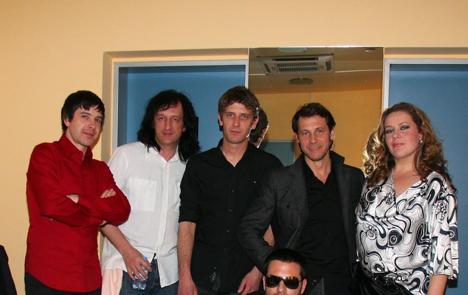 Koncert in predstavitev novega videospota Marka Vozlja. 1 (foto: Jasmina Hasković)