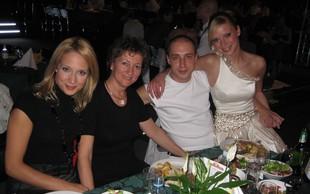 Maja Jamnik: Bila je lepa maturantka