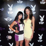 Tik pred uradno otvoritveno zabavo revije VIP. (foto: D.L.)