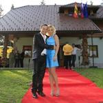 Jani in njegovo dekle Nina, ki bo skrbela za osebje v lokalu. (foto: Jani Bozic)