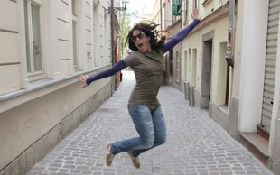 Manja Plešnar: Glasna punca