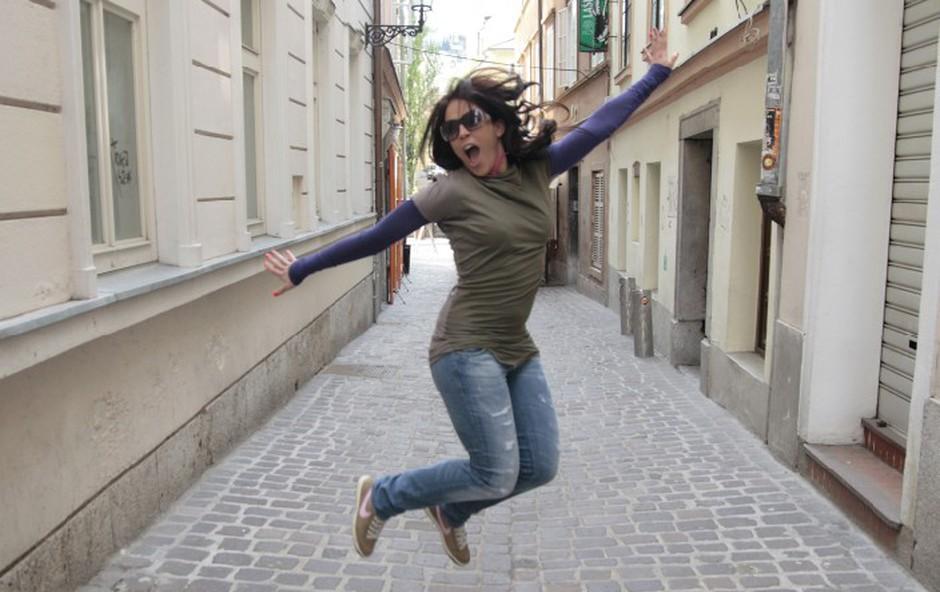 Manja Plešnar: Glasna punca 1 (foto: Jani Bozic)