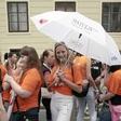 Maja Jamnik in Daša Podržaj: Plesali četvorko