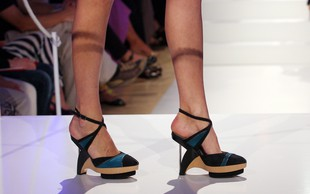 Modna revija obutve Peko