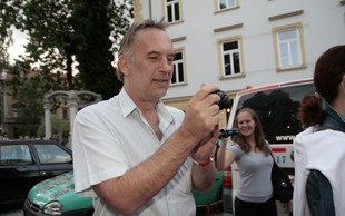Jonas Žnidaršič: Vse beleži na kamero