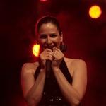Manca Izmaylova je na odru presenetila vse obiskovalce. (foto: Goran Antley)