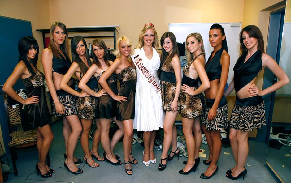 Tretji predizbor za Miss Casino Kongo 1 (foto: Veso-art)