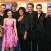 Ekipa, ki je ustvarila in predstavila letošnjo zmagovalno skladbo Melodij morja in sonca.