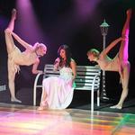Tri lepotice na odru so bile dovolj, da je Sanja dosegla zmago. (foto: Gregor Dinghauser / www.dingo1.net)
