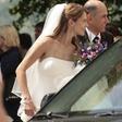 Urška in Janez srečno poročena