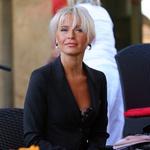 Danijela na tiskovni konferenci v Kavarni Tromostovje. 2 (foto: Jasmina Hasković)