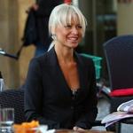 Danijela na tiskovni konferenci v Kavarni Tromostovje. 3 (foto: Jasmina Hasković)