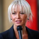 Danijela na tiskovni konferenci v Kavarni Tromostovje. 4 (foto: Jasmina Hasković)