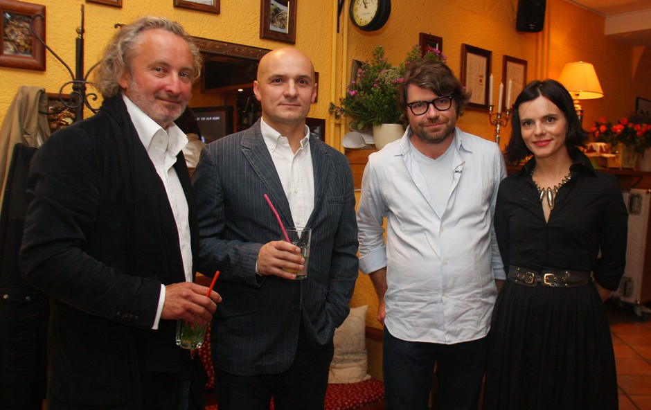 Predstavitev nove kuharske oddaje Ljubezen skozi želodec 1 (foto: Jasmina Hasković)