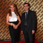 Direktorica Name Bernarda Trebušak in predsednik nadzornega sveta Name Uroš Ivanc (foto: Jasmina Hasković)