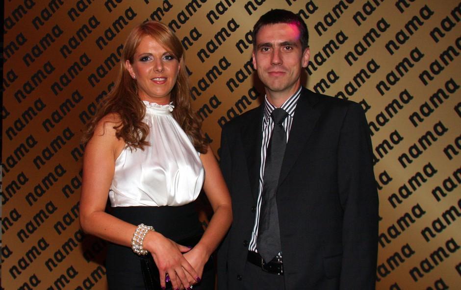 Bernarda Trebušak in Uroš Ivanc (foto: Jasmina Hasković)