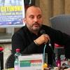 Tiskovna konferenca s Tonyjem Cetinskim pred nastopom v Križankah. 3