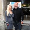 Tiskovna konferenca s Tonyjem Cetinskim pred nastopom v Križankah. 6