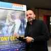 Tiskovna konferenca s Tonyjem Cetinskim pred nastopom v Križankah. 7