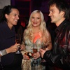 Simona Lampe z možem in Danica Lovenjak