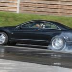 Mercedesa, ki premore 58 konjskih moči, so predelali pri Brabusu, ki ga v Sloveniji ekskluzivno zastopa podjetje Trendy.  (foto: Foto-Vid: Jani B)