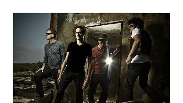 Skupina Tide bo predstavila že četrti album. (foto: Luka Kaše)