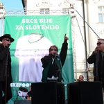 Sprejem nogometašev na Prešernovem trgu. 3 (foto: Jasmina Hasković)