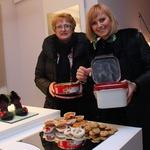 Dobrodelna dražba cvetličnih čevljev oblikovalke Alje Novak. 3 (foto: Jasmina Hasković)