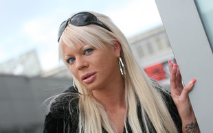 Suzana Jakšič menedžerka razvpiti ločenki Urški Hočevar