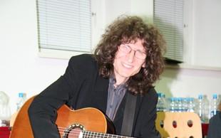 Adi Smolar in drugi glasbeniki sodelovali v dobrodelnem projektu