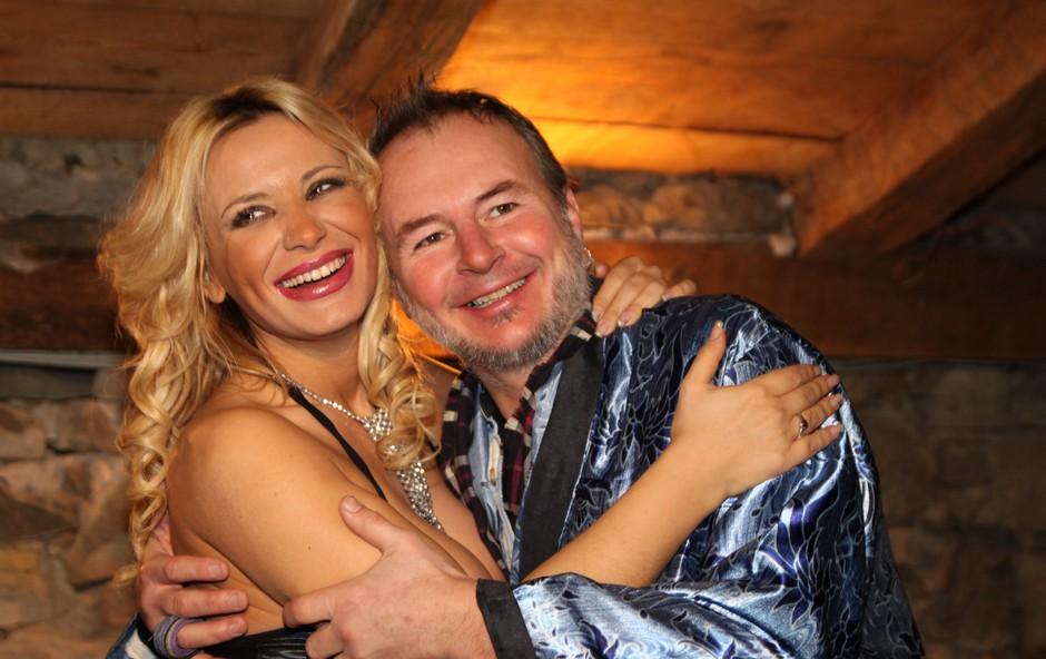 LAtoya in Artur zaročena (foto: Jani)