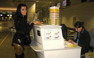 Ekskluzivno: S Sanjo Grohar v Barcelono