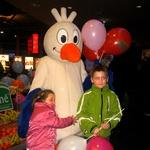 Otroci so uživali ob Marche dobortah. (foto: DonFelipe)