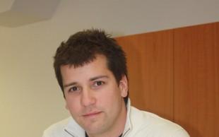 Gregor Trebušak: S Slakom se srečata tudi na tekmi