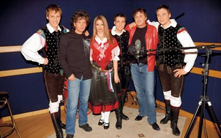 EMA 2010: Slavili so Kalamari in Ansambel Roka Žlindre